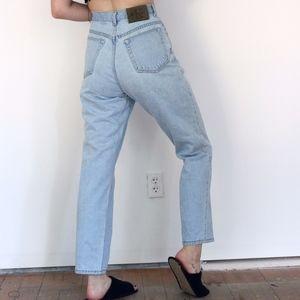 Vintage high rise Calvin Klein jeans